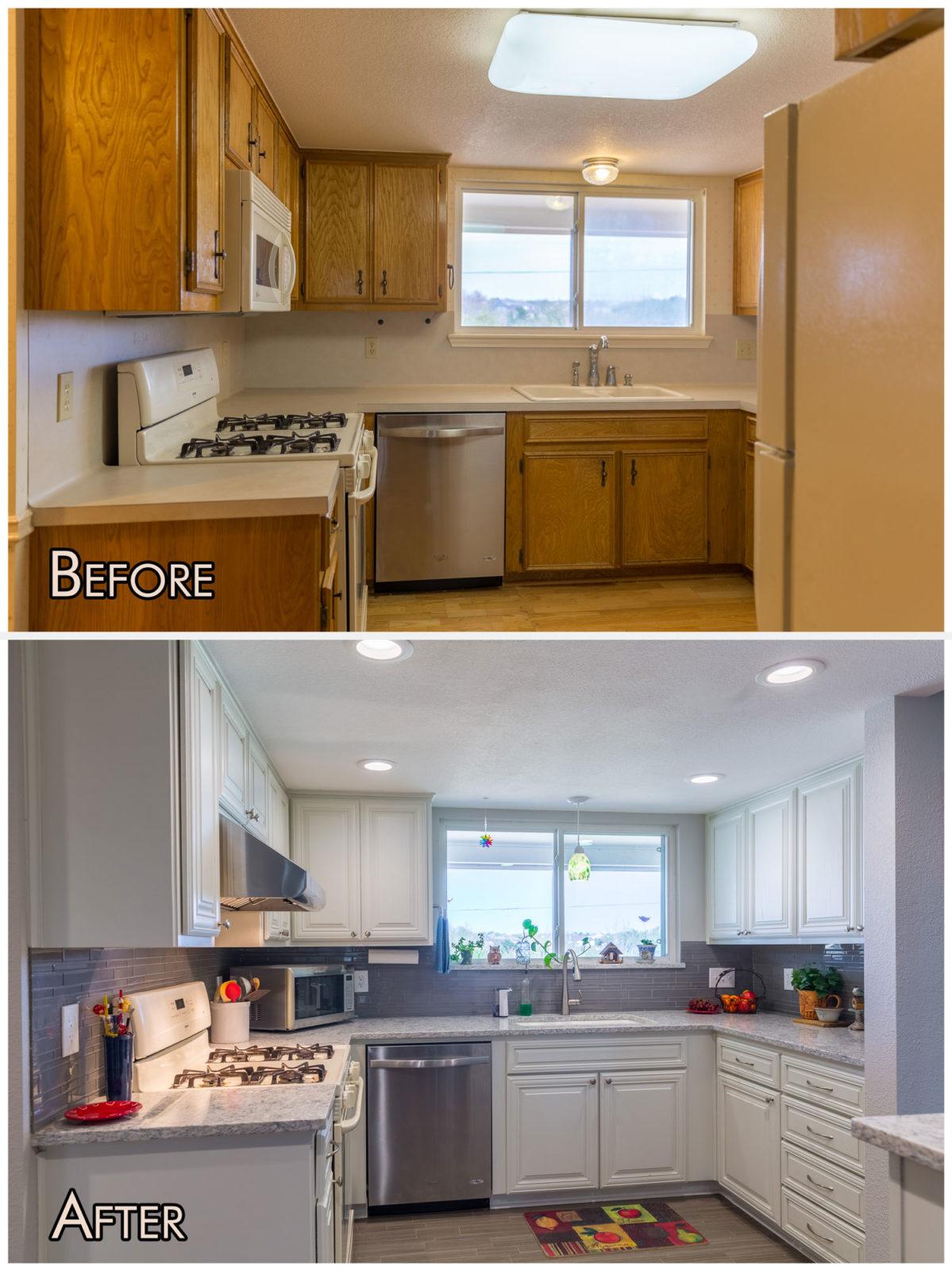 Transitional Kitchen Remodel In Pflugerville Brave Remodeling