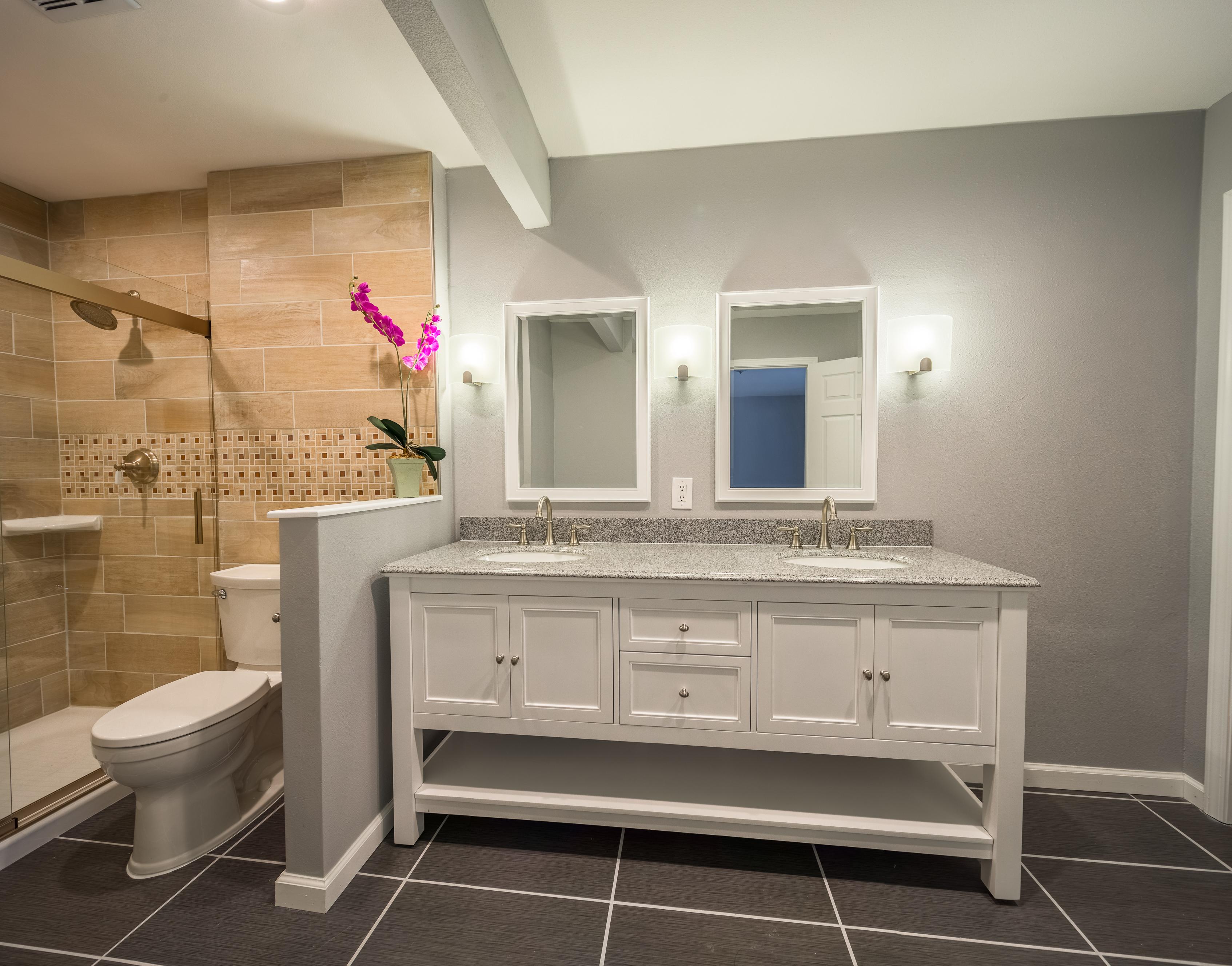 Master Bathroom Remodel Brave Remodeling