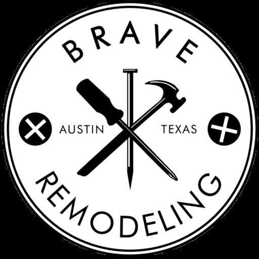 Brave Remodeling Logo