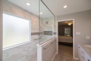 Full Master Bathroom & Tub Conversion Remodel 03
