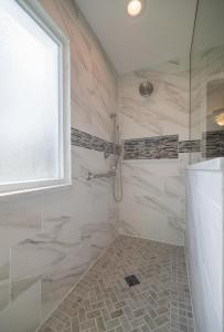 Full Master Shower Remodel Tub Conversion